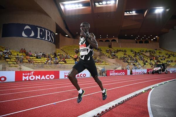 Cheptegei Breaks World 5000m Record In Monaco