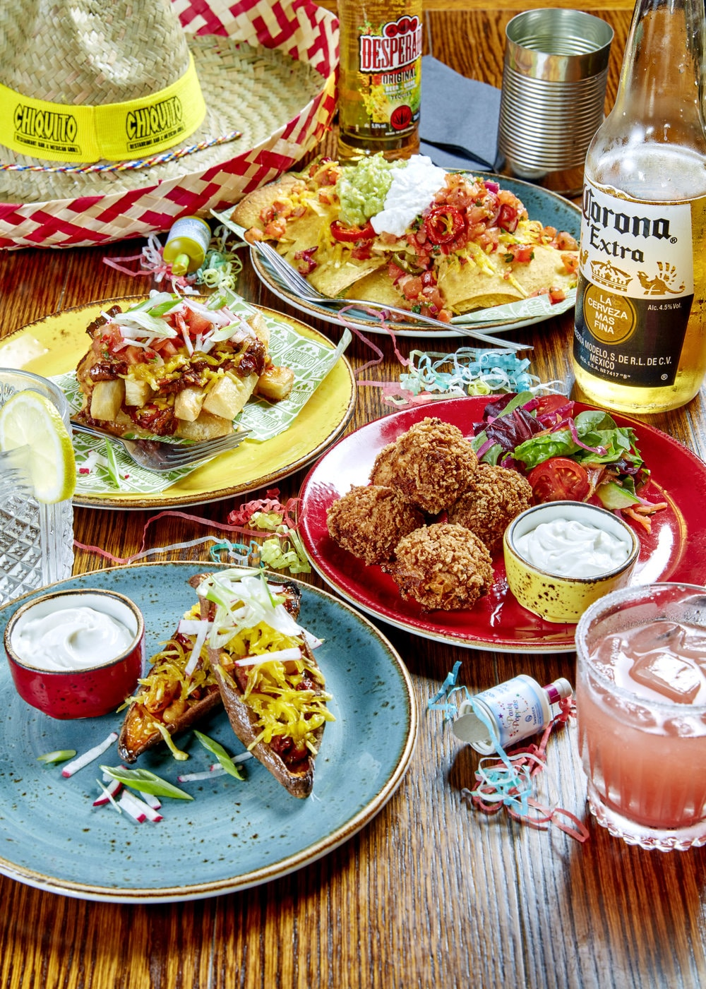 Chiquito Takes Vegan To The Mex Level With Their Biggest Ever Vegan Menu Shake Up
