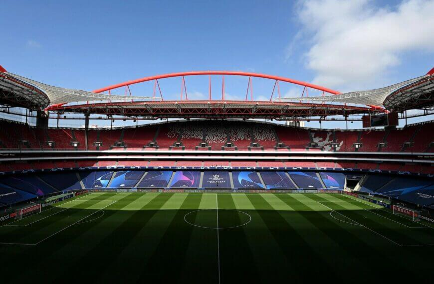 Organising UEFA Club Finals In Record-Breaking Time: Portugal
