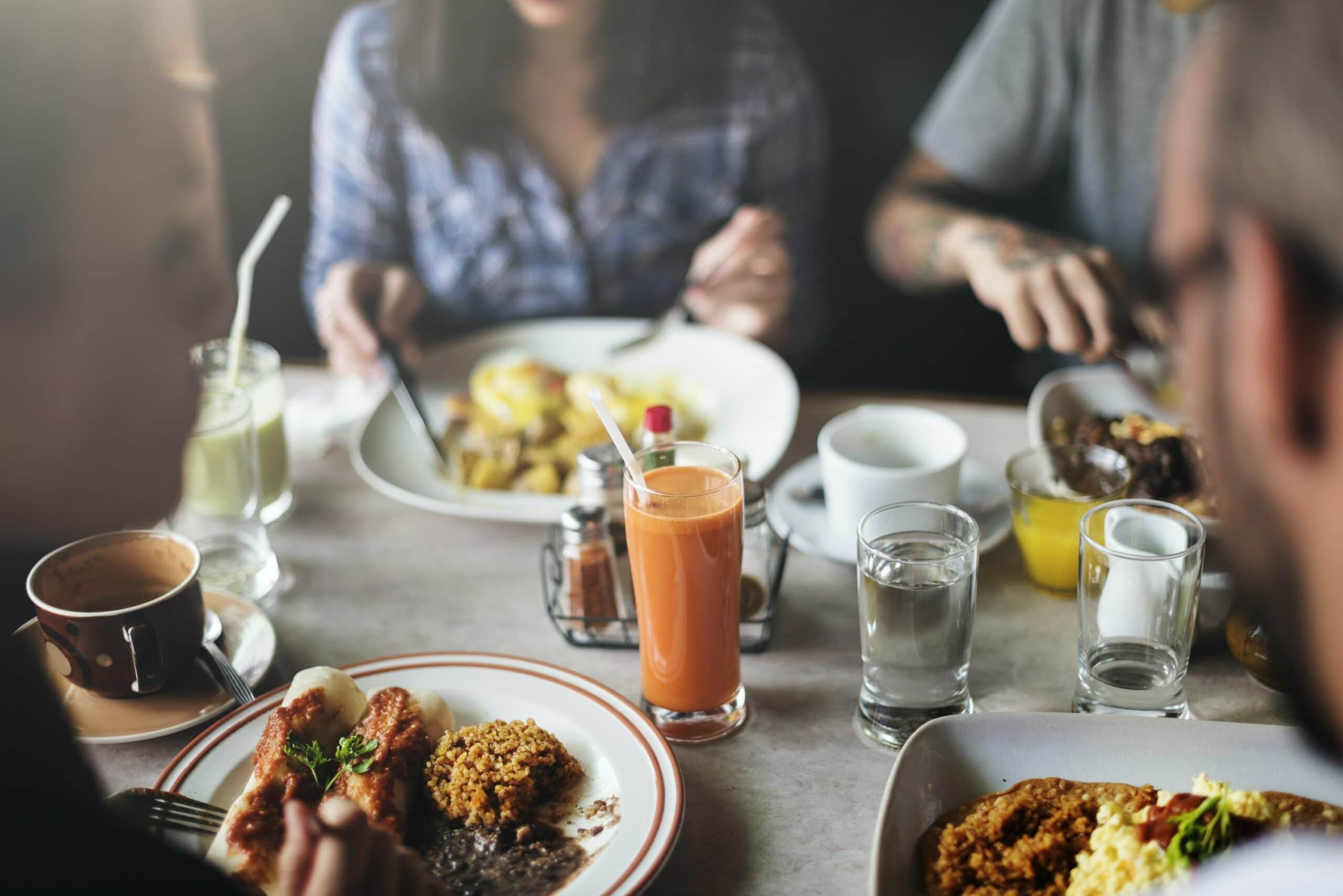 Family Restaurants Healthy Food Swaps To Make