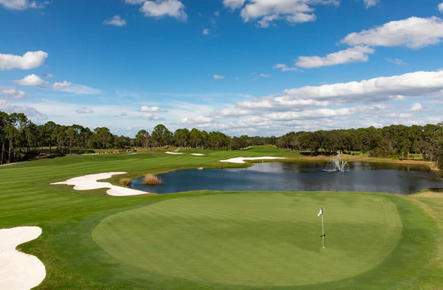 Four Seasons Golf And Sports Club Orlando Provides The Ultimate Escape