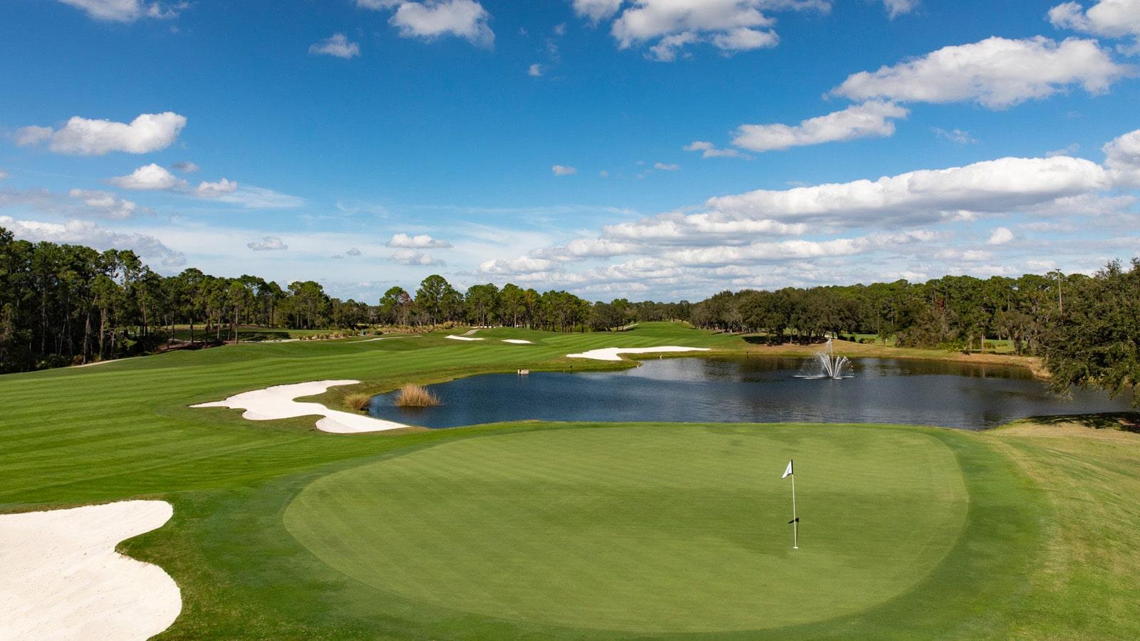 Four Seasons Golf And Sports Club Orlando