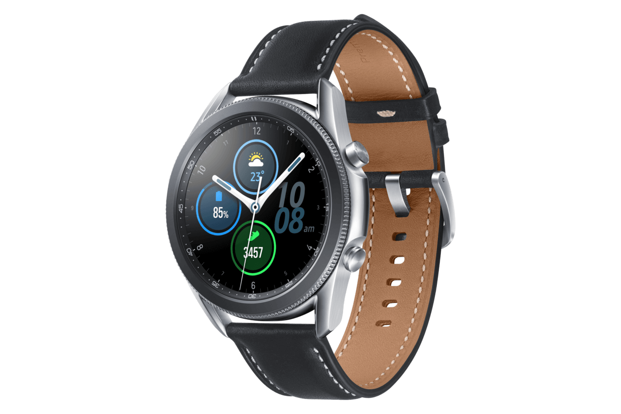 Galaxy Watch3 and Galaxy Buds Live Now