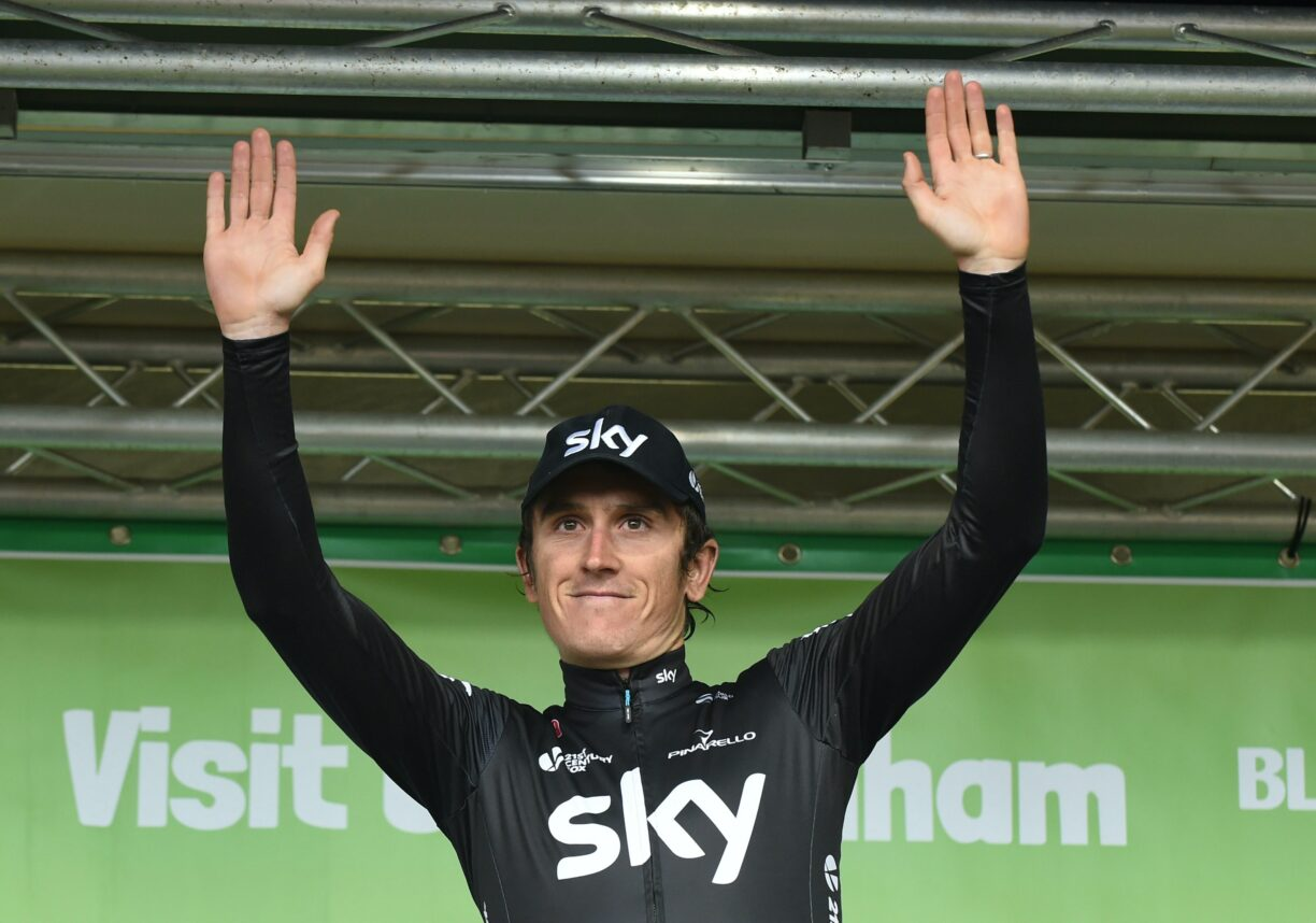 Geraint Thomas To Be A Cyclist