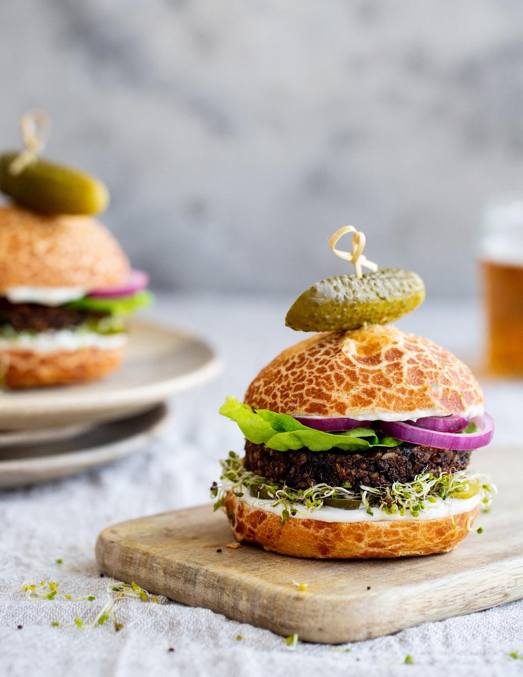 Go Vegan on National Burger Day