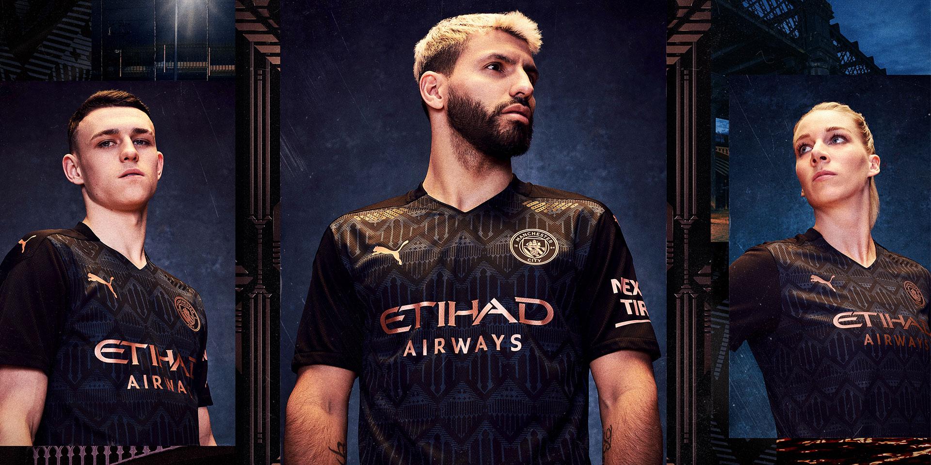 Manchester City Away kit 2020/21