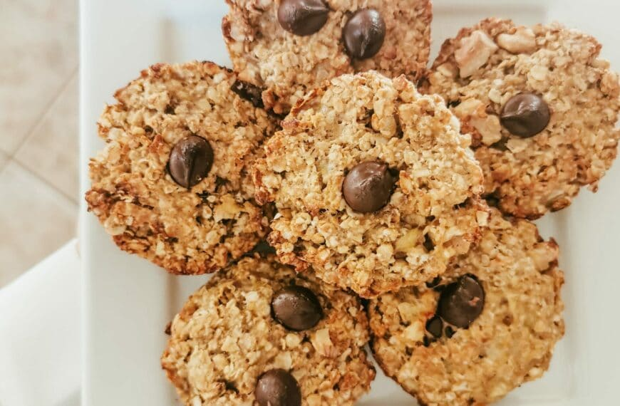 Pack Some Protein In With This Banana And Oat Protein Muffin Recipe From Yaconviva