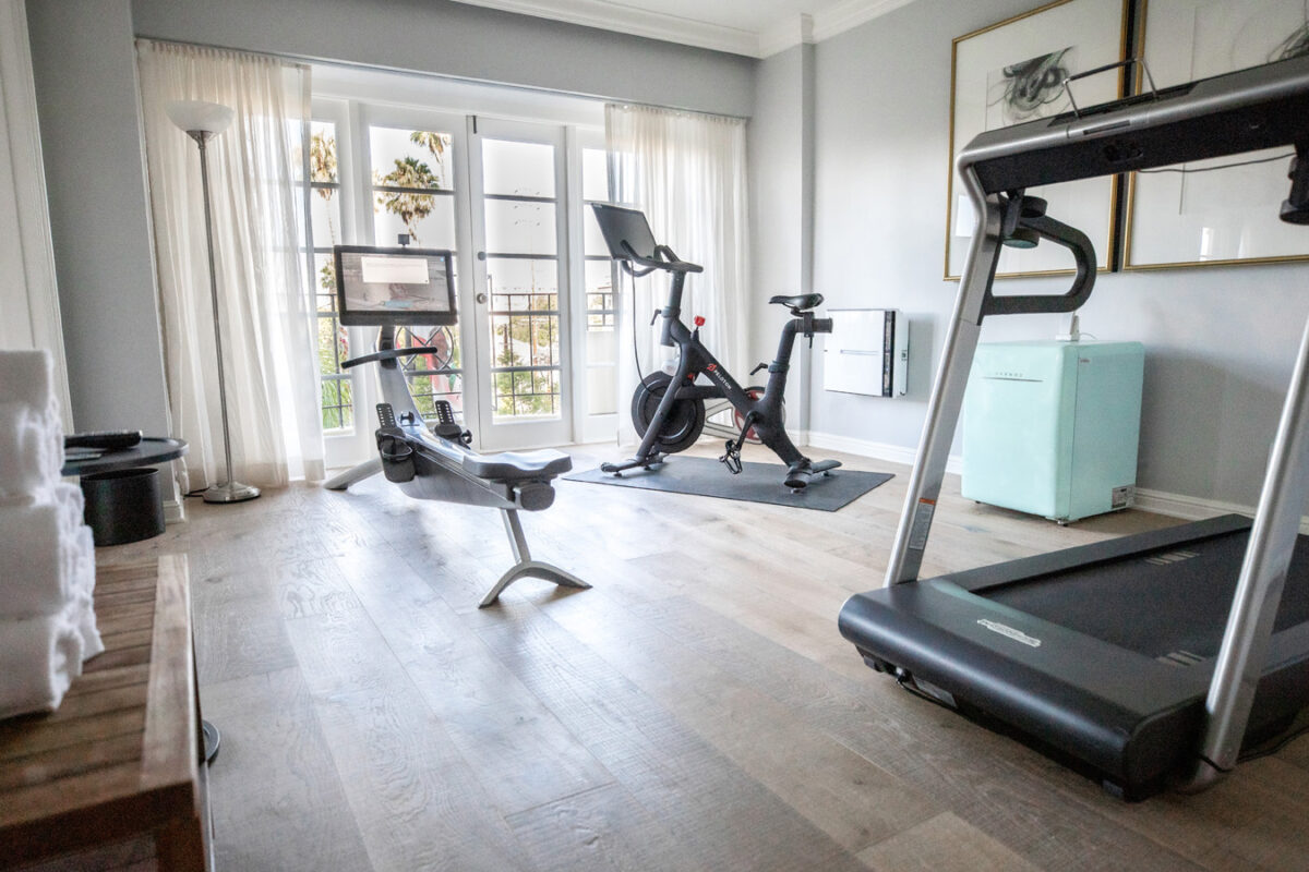 Four Seasons Hotel Los Angeles At Beverly Hills Introduces Exclusive Private Fitness Suite
