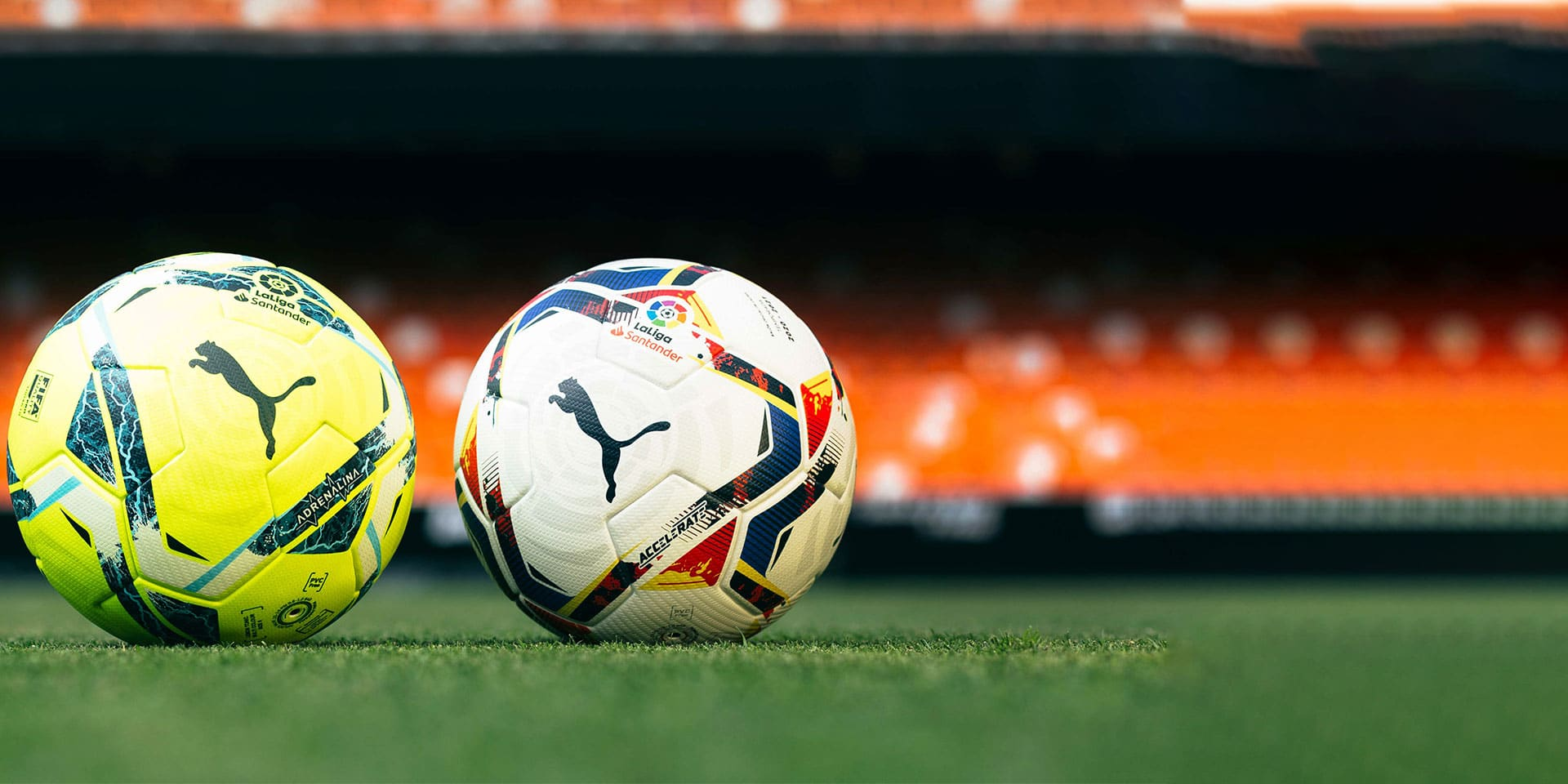LaLiga footballs
