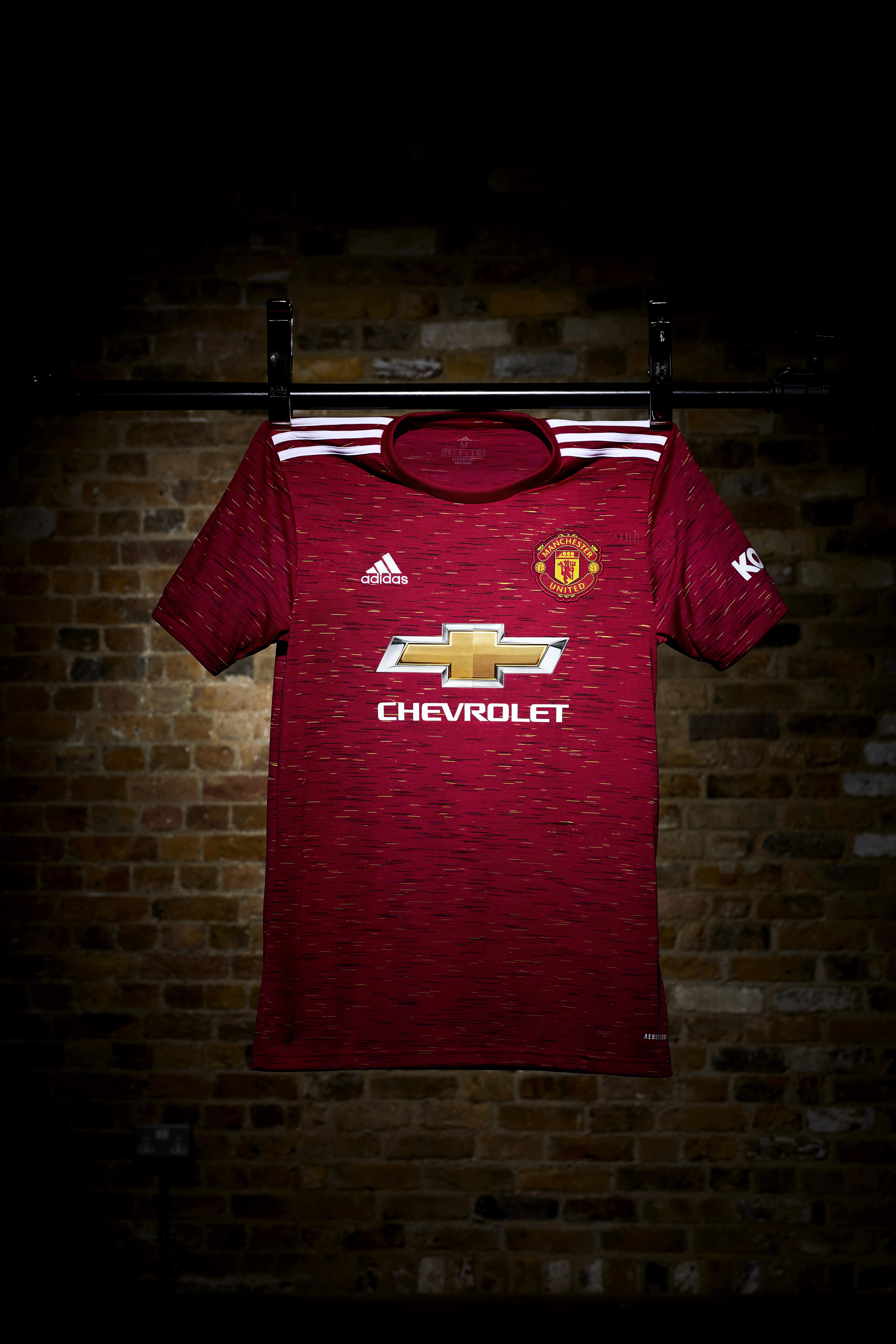 MANCHESTER UNITED 202021 HOME JERSEY11