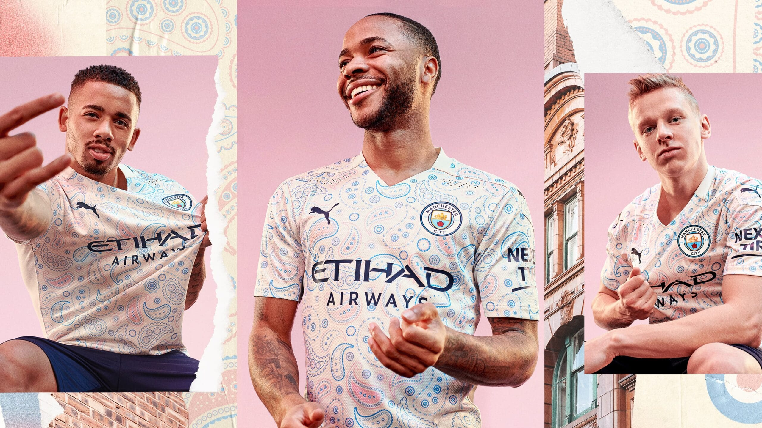 Manchester City FC 2020/21 Third Kit