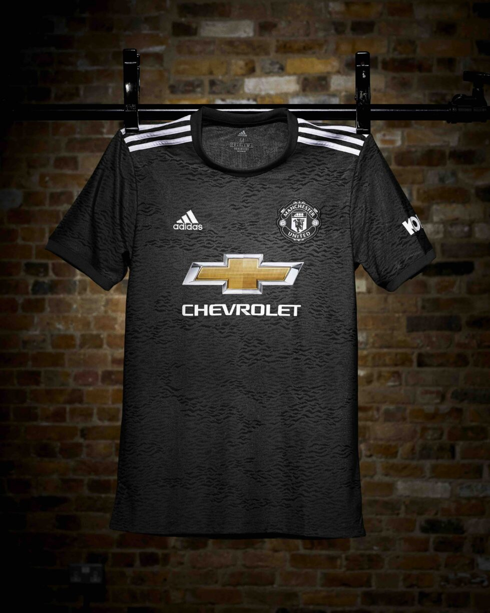 MANCHESTER UNITED 2020/21 AWAY JERSEY, UNITING PLAYERS AND FANS WITH STYLISH COLOURS AND MODERN DESIGN