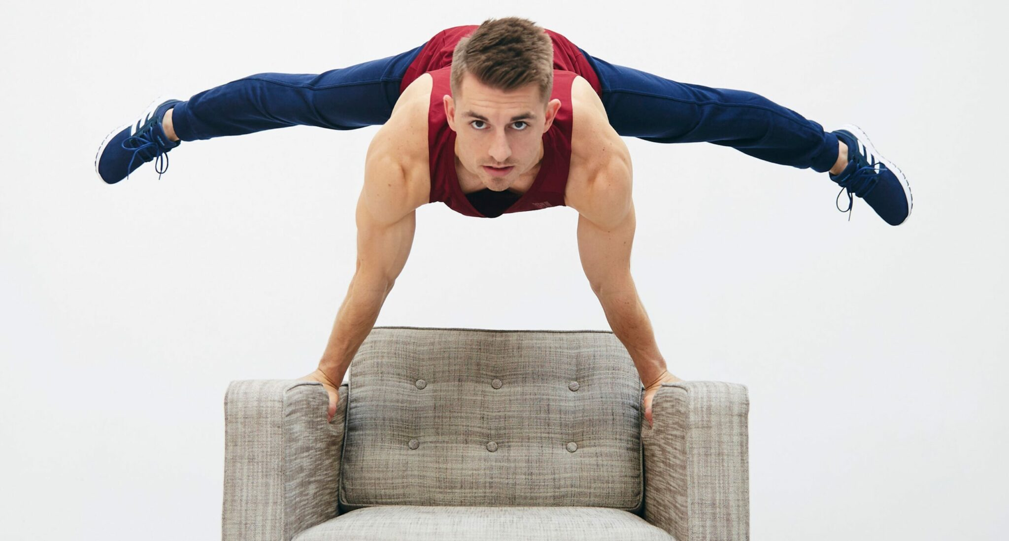 Olympian Max Whitlock's Cushion Crusher Workout