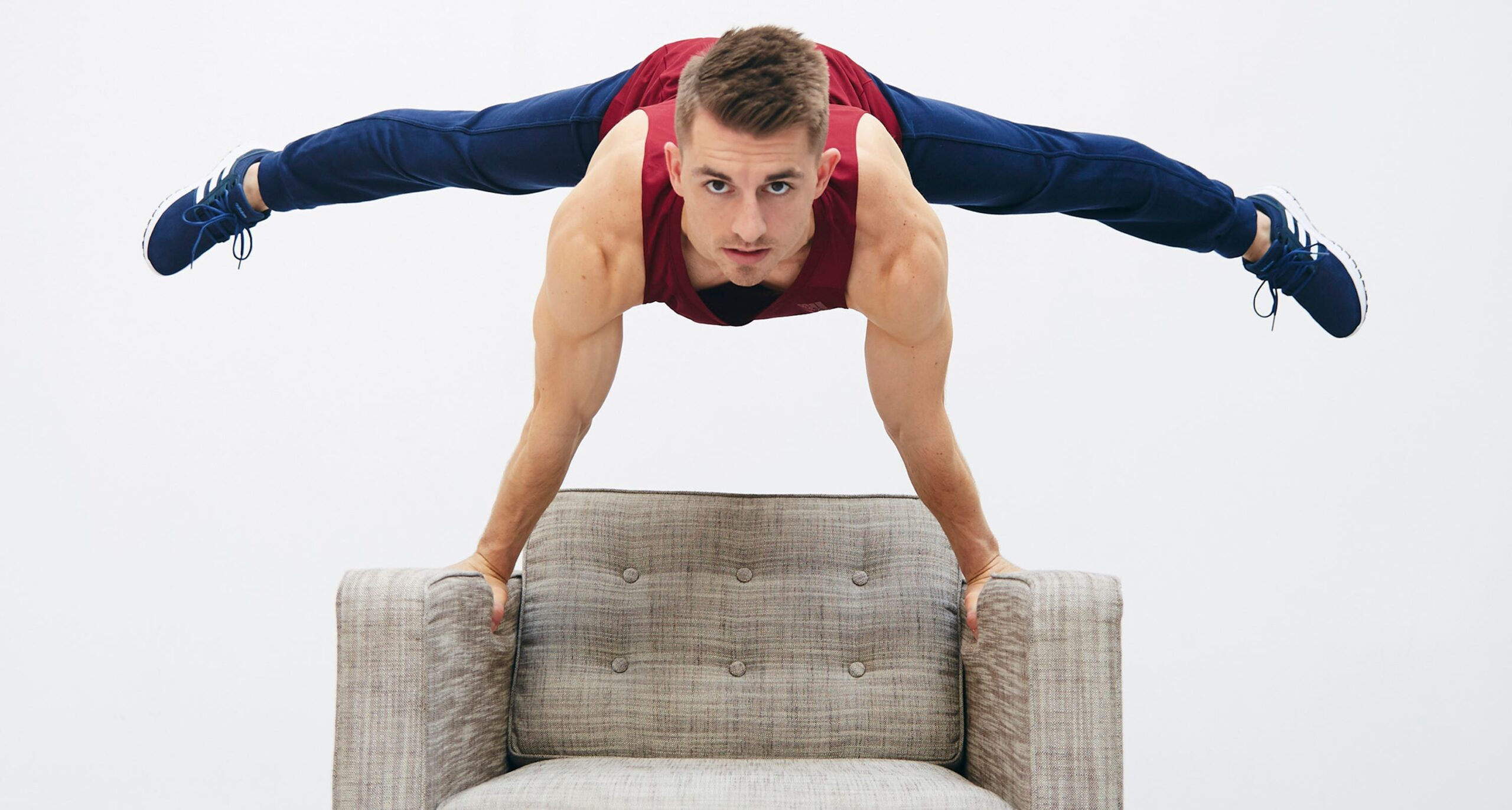 Olympian Max Whitlock's Cushion Crusher Workout