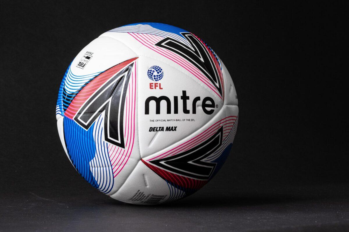 New Delta Max Football For Season 20/21