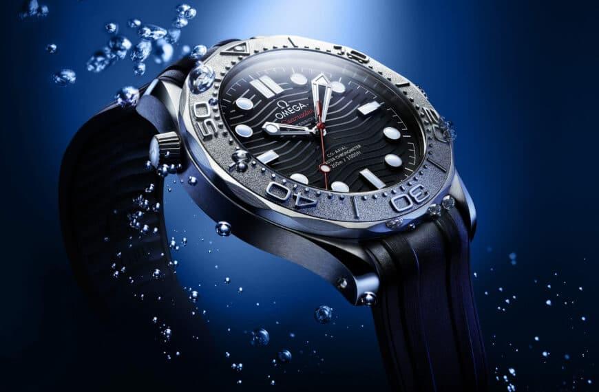 Introducing OMEGA's Seamaster Diver 300M Nekton Edition