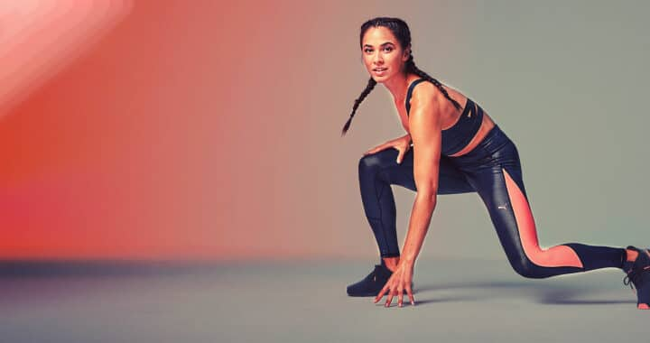 Train With Confidence With Puma's New Pearl Shimmer Training Pack