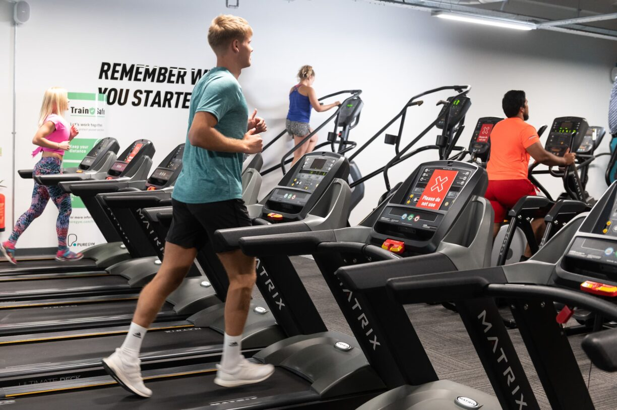 puregym personal trainer