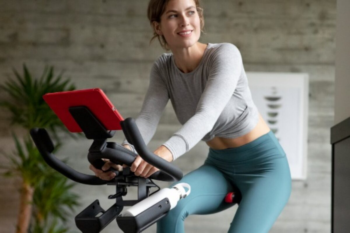 Enjoy The Ultimate Cycling Experience At Home With The Schwinn IC8 Bike