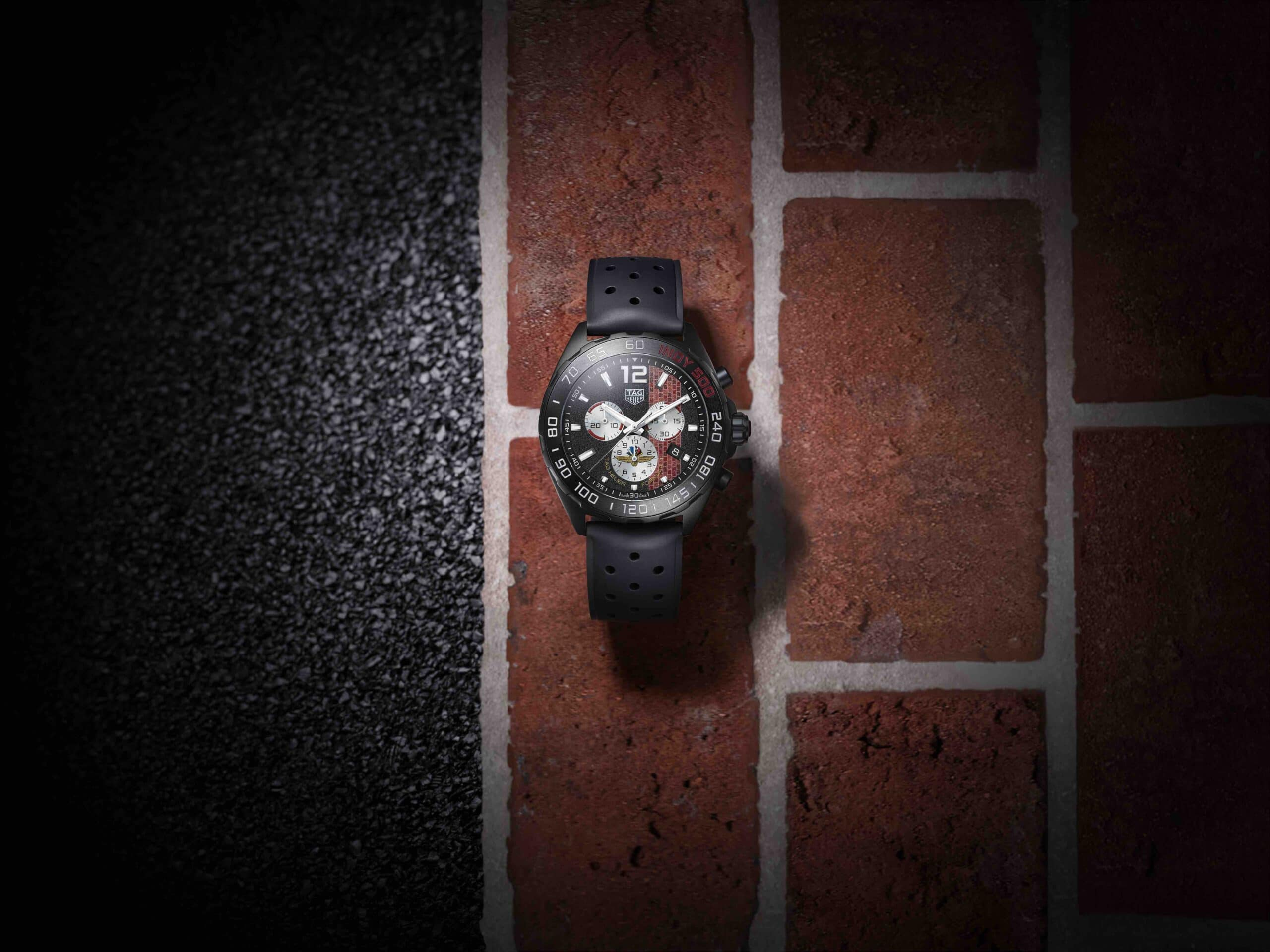 Tag Heuer Celebrates 104th Indianapolis 500 With 2020 Racing-inspired Limited Edition10