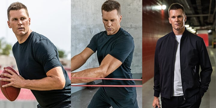 Tom Brady and Under Armour Launch The Greatest (Tee) Ever
