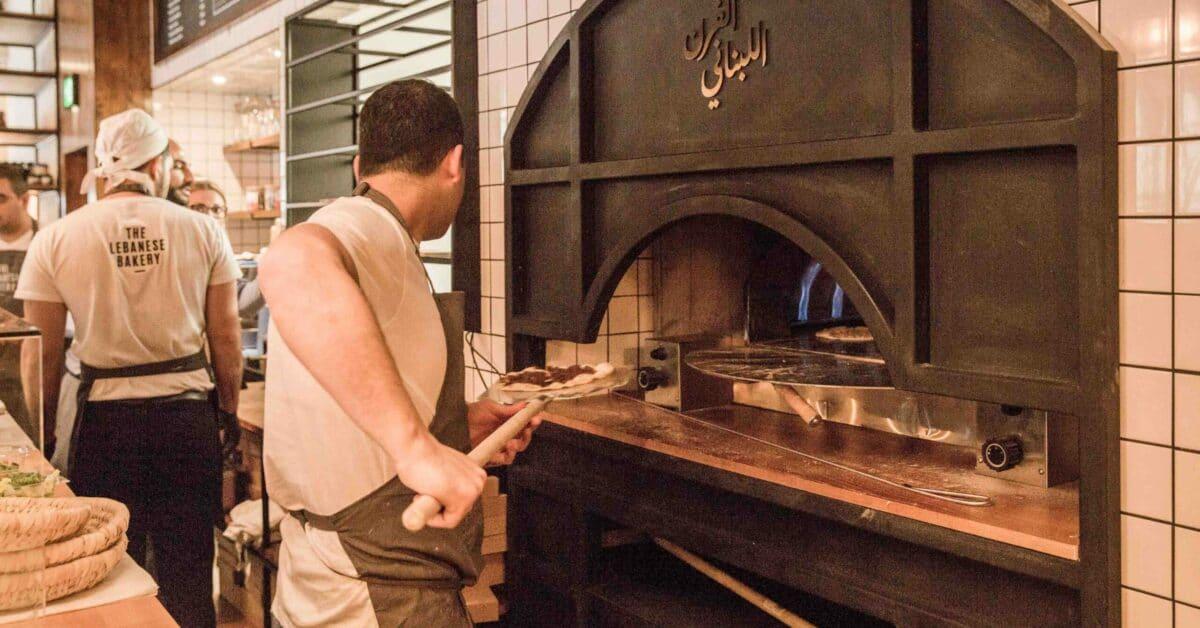 The Lebanese Bakery Harrods