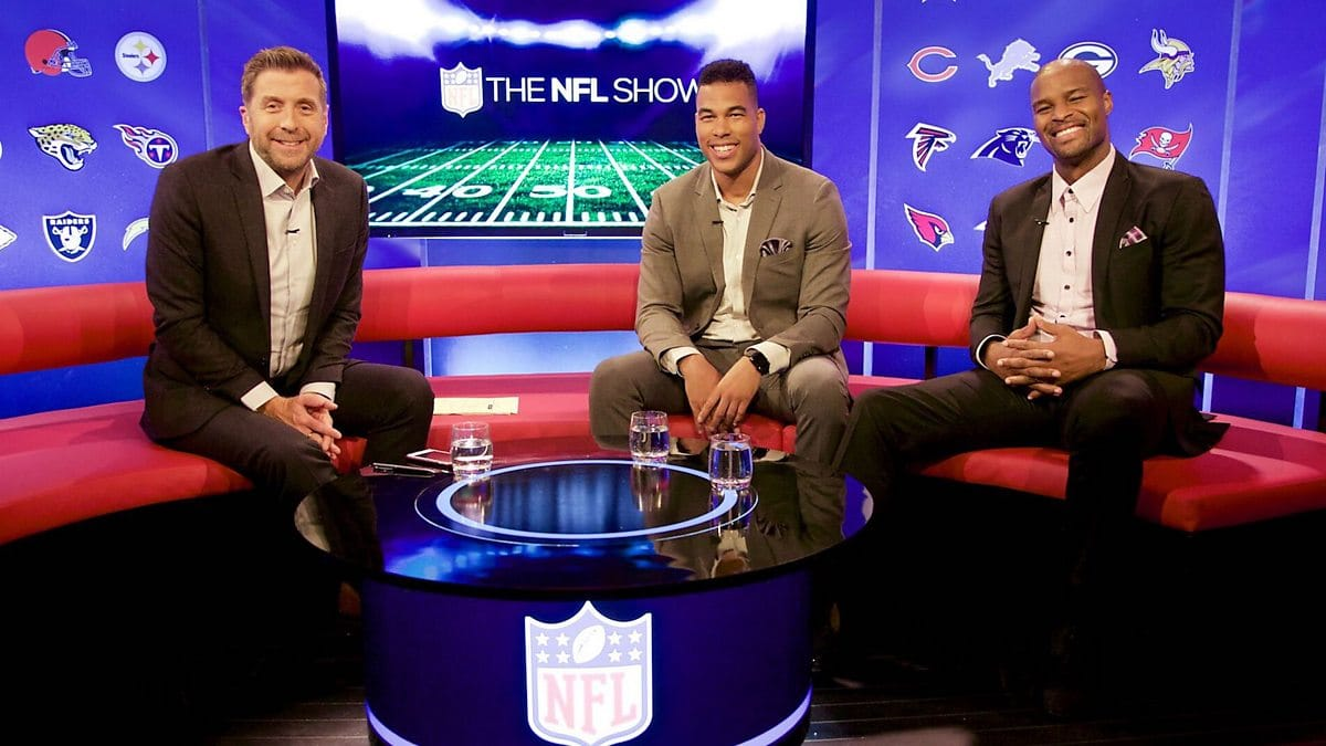 NFL back on BBC With Extended Saturday Show