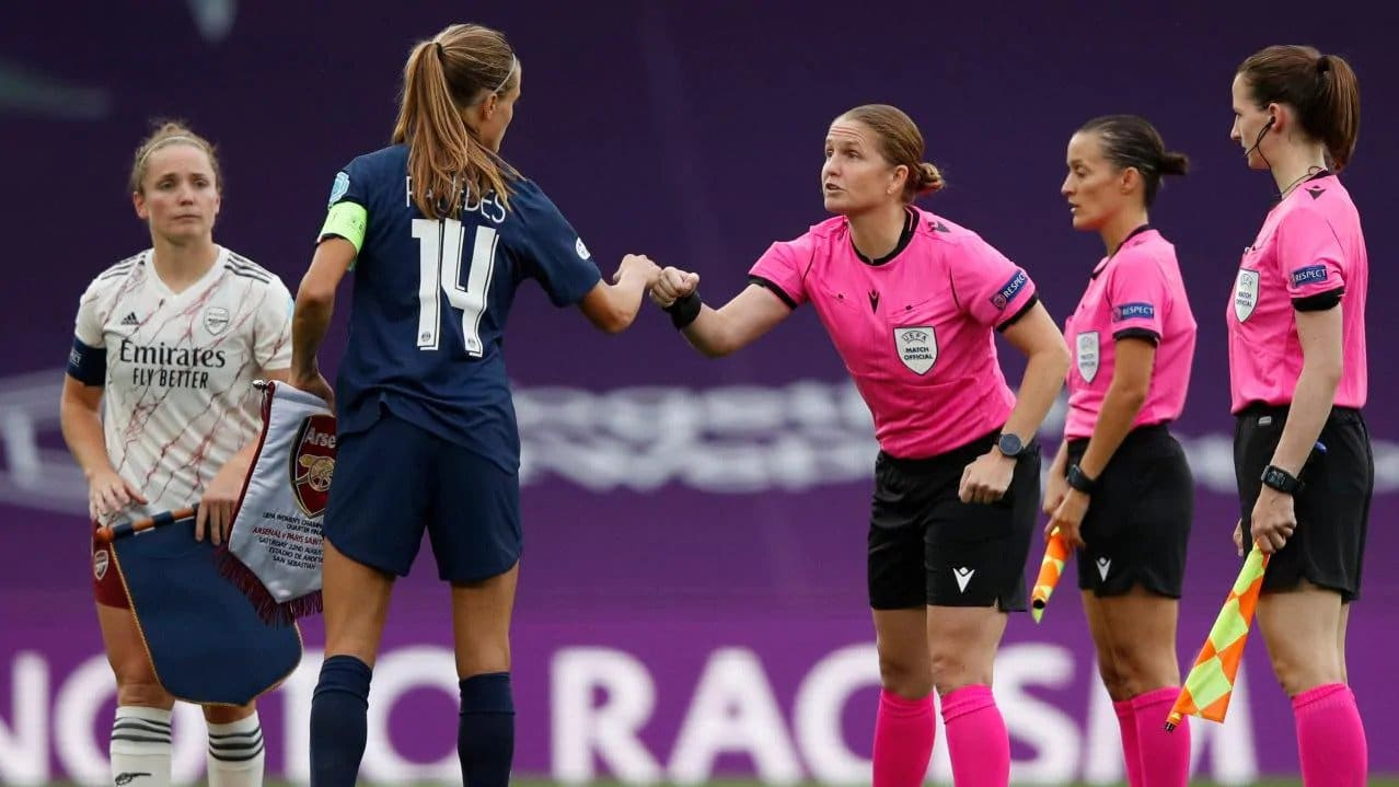 UEFA Women's Champions League final in San Sebastián