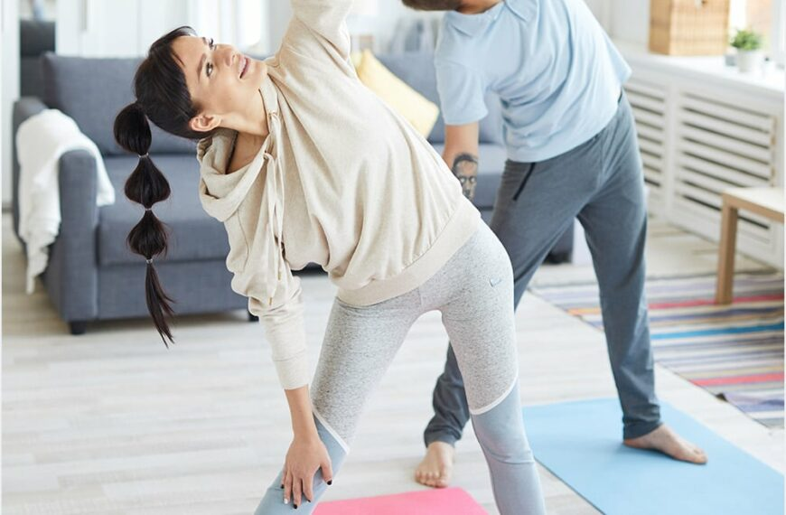 Over Half Of Brits Plan To Keep Up With Their New Fitness Routine After Lockdown