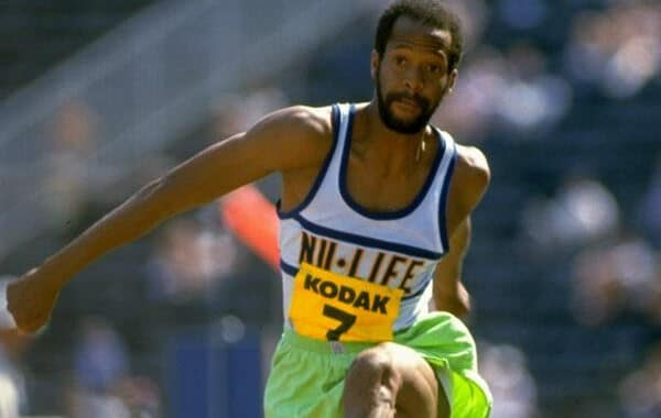 Willie Banks Donates World Record Singlet And Number To World Athletics Heritage Collection