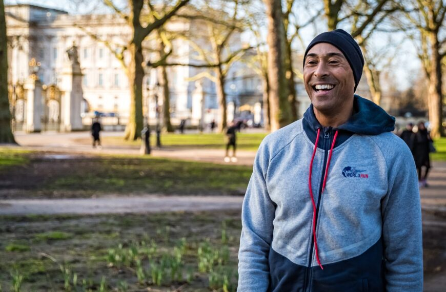 Colin Jackson: 'I Feel Physically Better At 53 Than I Did In My 20s'