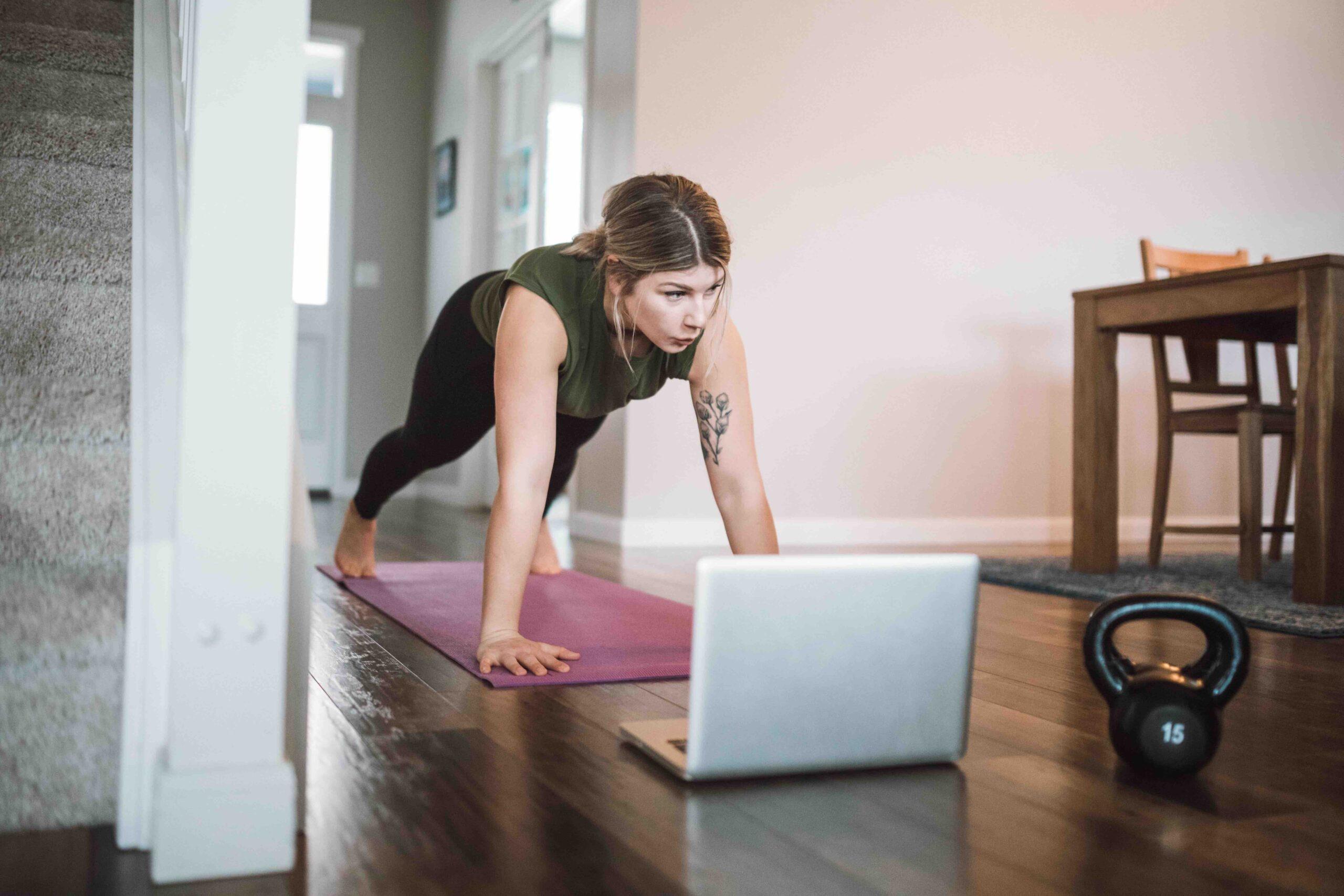 exi fitness app