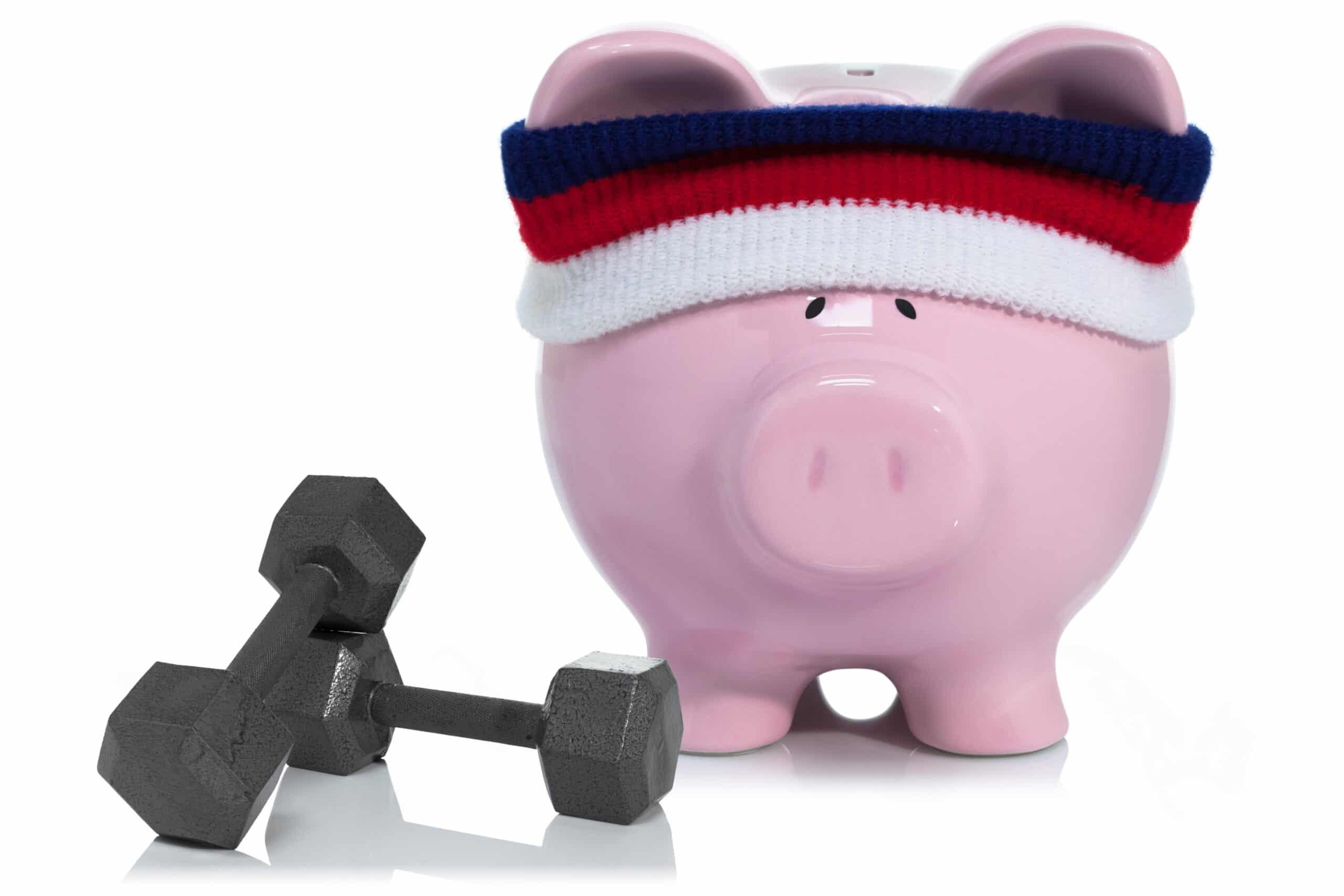 fitness budget
