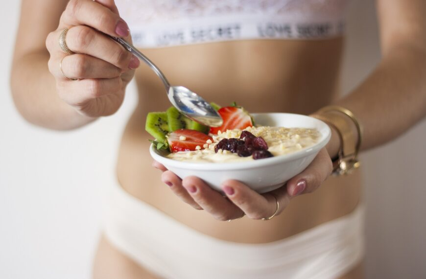 The Essential Role Nutrition Plays in your Overall Fitness