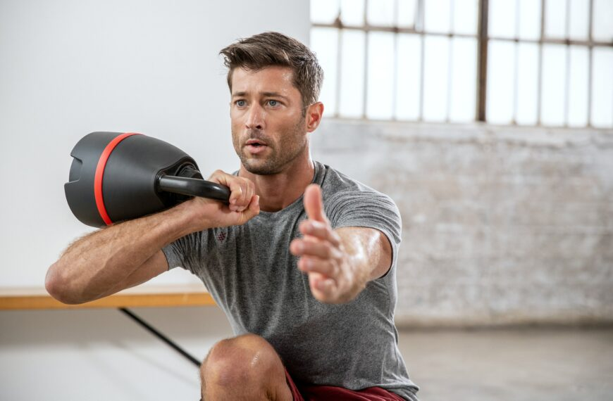 Is An Adjustable Kettlebell The Perfect Addition To At-Home Workouts?