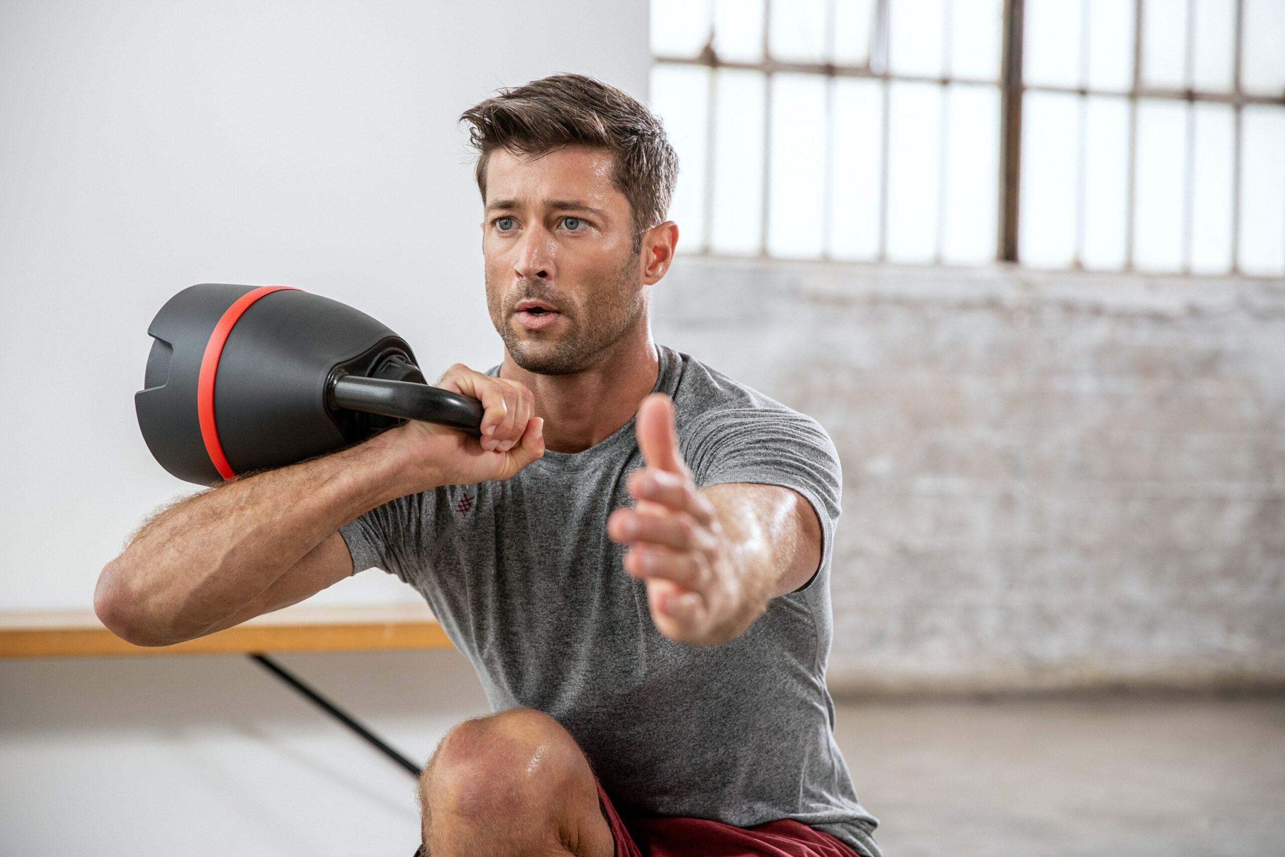 home kettlebell workout