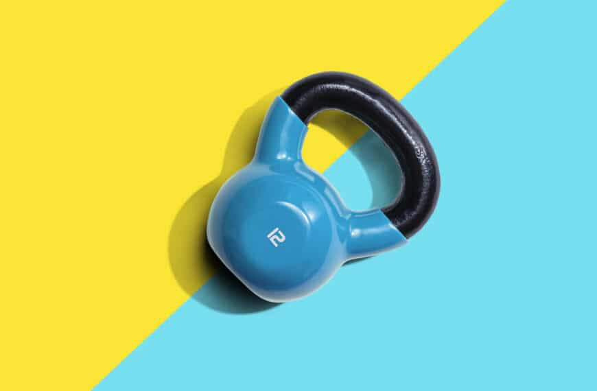 3 Key Moves You Can Do At Home With A Kettlebell