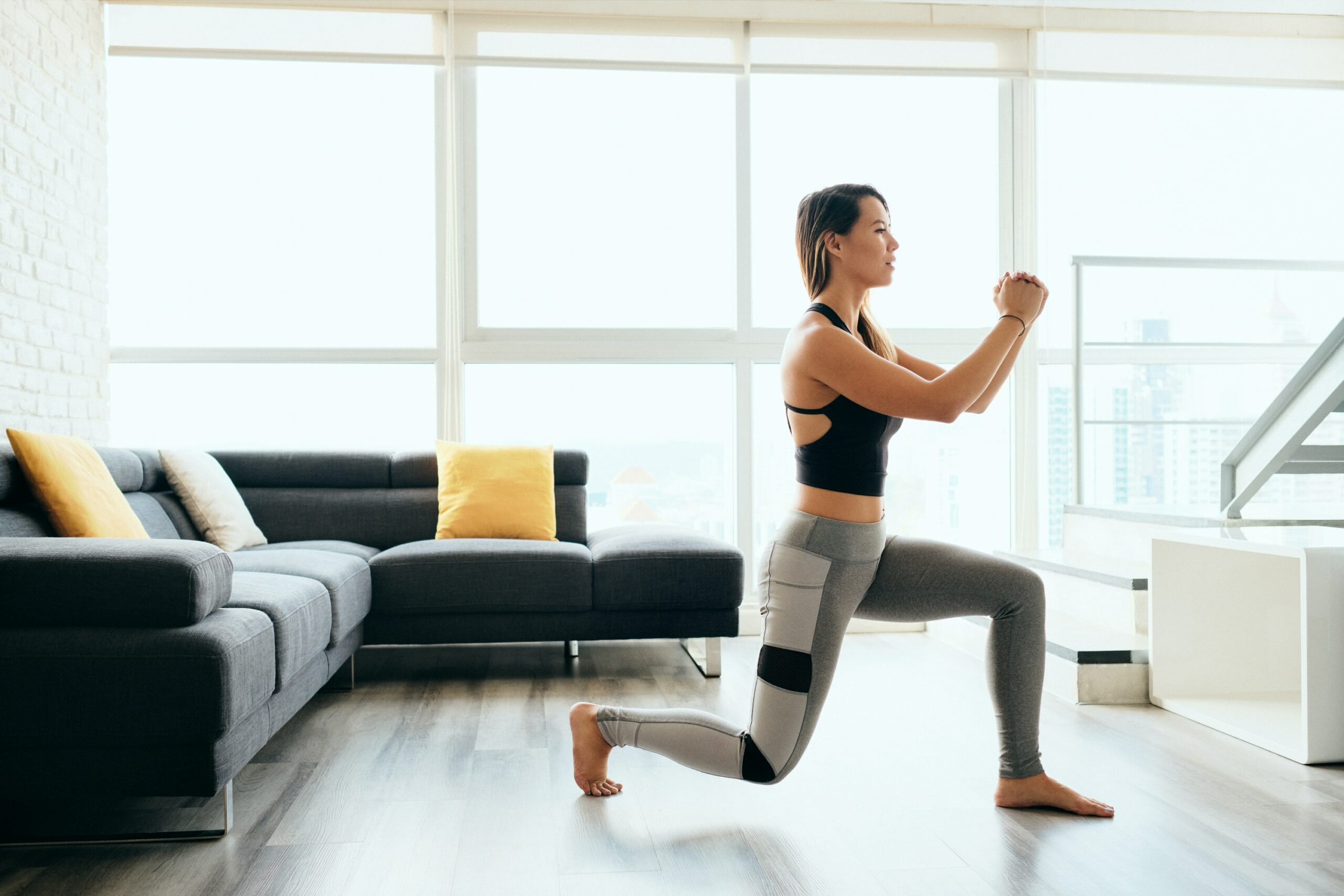3 Of The Best Exercises For Toning And Strengthening Legs