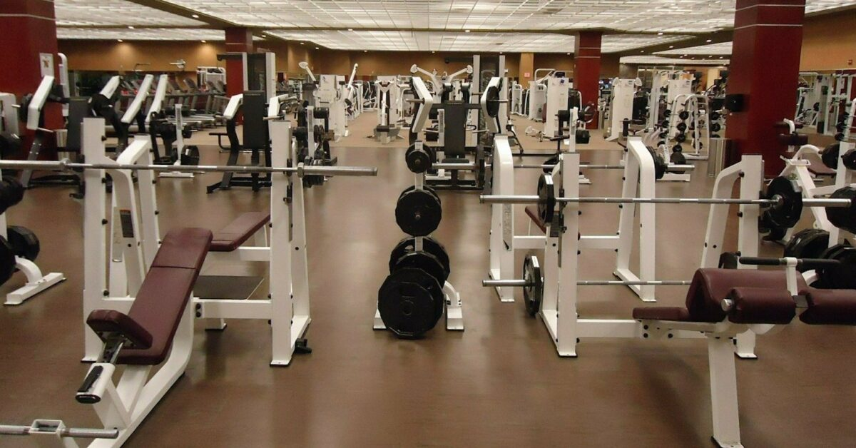 One In 10 Want To Return To The Gym
