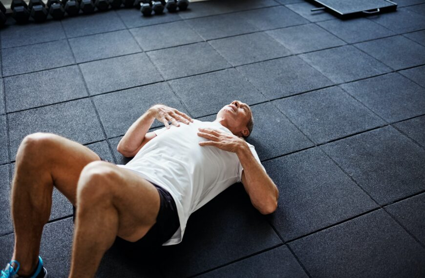 7 Signs You're Even More Unfit Than You Thought You Were