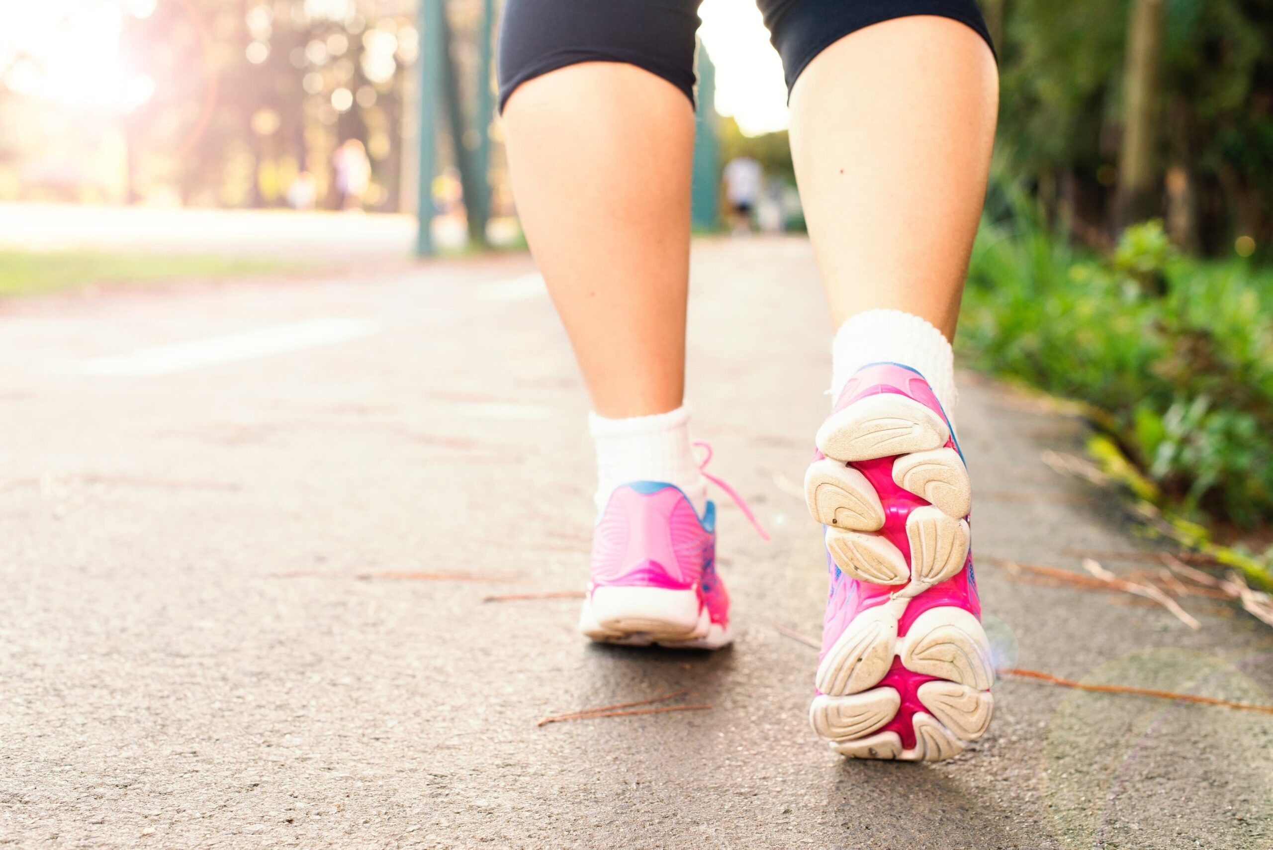 walking boosting exercise