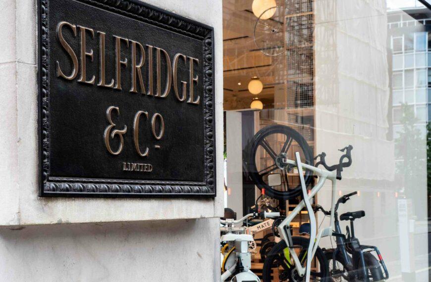 Superstrata Bike Debuts Its New Oxford Edition At Selfridges