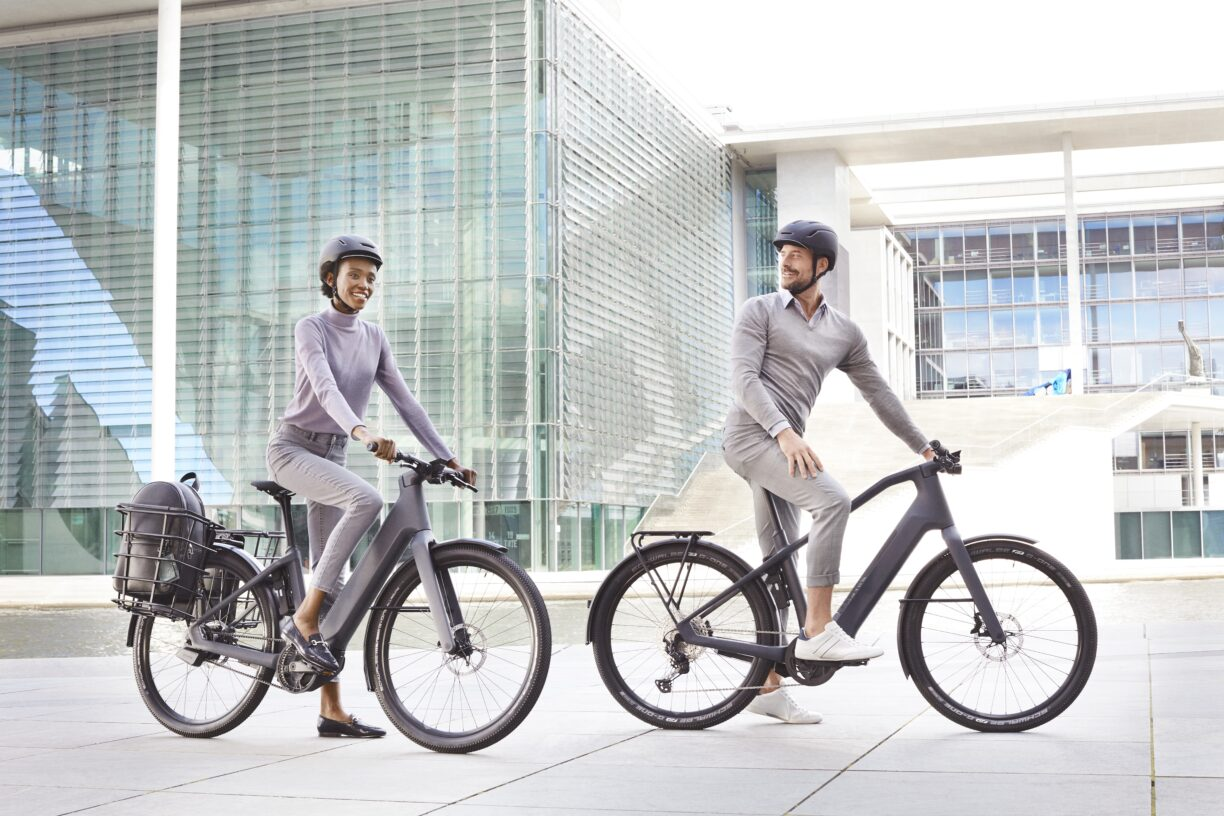 Canyon Shapes The Future Of Mobility With New E-bike And Concept Vehicle