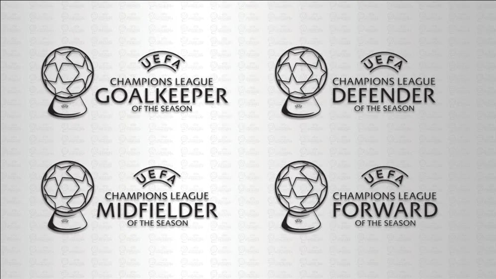 2019/20 UEFA Club Competition Awards