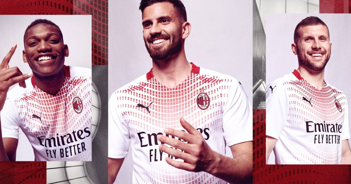 AC Milan New Away Kit 20202