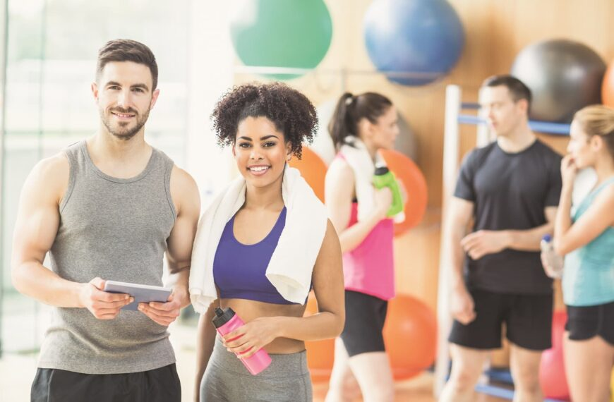 Virtual Fitness Trainer Competition Sponsored By Active IQ
