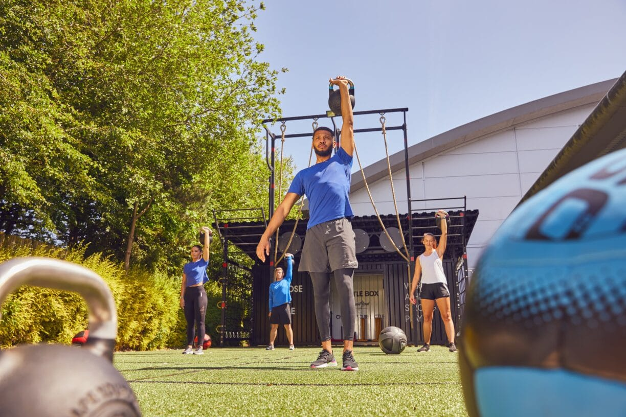 David Lloyd Clubs Set To Reopen For Outdoor Fitness