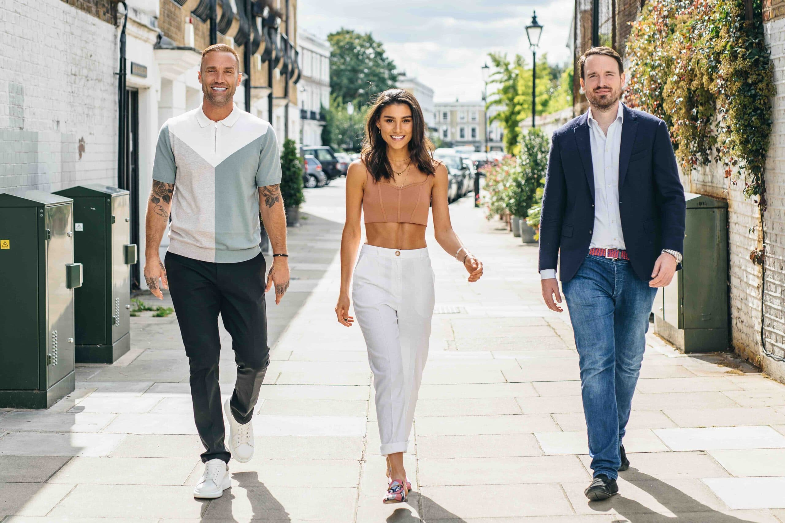 Calum Best Teams Up With Celebrity Chef And Model Georgia Salamat To Launch Poké Delivery Kitchen, 'Poke The Bear'