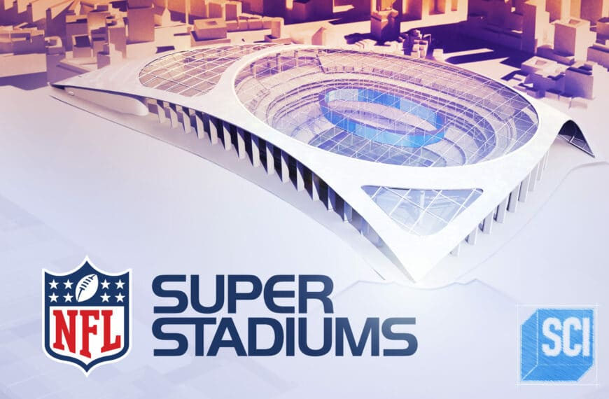 Discovery and Science Channel Team Up with the NFL in All New Special 'NFL Super Stadiums'