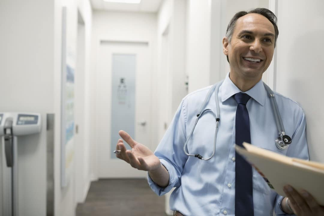 Doctors Face Surge Of Workplace Health Problems